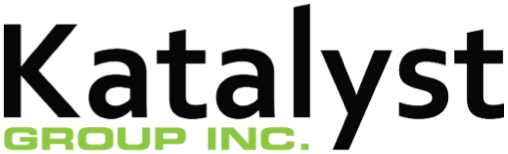 Katalyst Group Inc. Retina Logo
